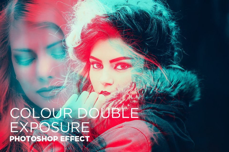 Colour double exposure photoshop effect by twinbrush